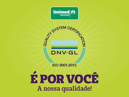 Unimed Jaboticabal conquista certificação ISO 9001